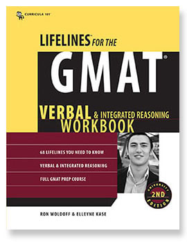 LifeLines for the GMAT WorkbookPicture